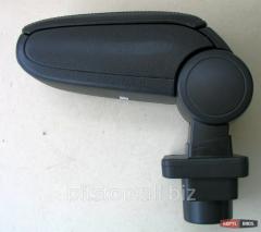 ASP armrest black vinyl Skoda Fabia Mk1