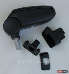ASP armrest black vinyl Suzuki SX-4 BSKS40720-NL
