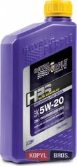 Motor Royal Purple HPS 5w-20 autooil packing
