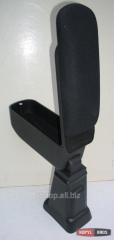 Botec armrest black textile Citroen Berlingo