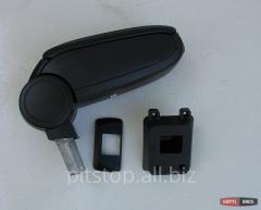 ASP armrest black vinyl Nissan Tiida BNSTD0520-NL