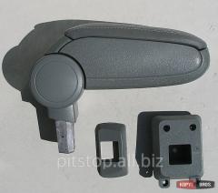 ASP armrest gray vinyl Nissan Tiida BNSTD0520-GL