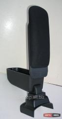 Botec armrest black fabric Skoda Rapid 64576TB