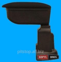 Botec armrest black textile Citroen C1 64278SZ