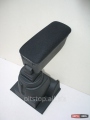 Botec armrest black fabric Renault Scenic 2