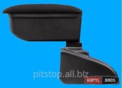 Botec armrest black textile Citroen C3 64534SZ