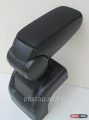ASP armrest black textile Ford Focus 2