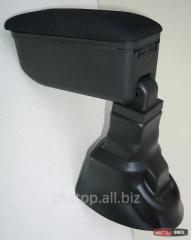 Botec armrest black textile Citroen C3 Picasso