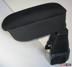 Botec armrest black textile Ford Fiesta Mk6