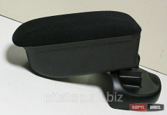 Botec armrest black textile Nissan Juke 64510TB