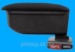 Botec armrest black textile Chevrolet Orlando
