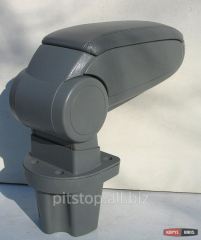 ASP armrest gray vinyl Hyundai Accent BHYAC0620-GL