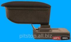 Botec armrest black textile Mitsubishi L200