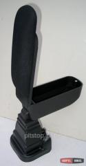 Botec armrest black textile Daihatsu Terios 64338