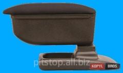 Botec armrest black textile Peugeot 308 64358SZ