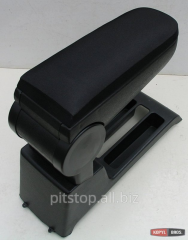ASP armrest black textile with part of the VW Polo
