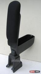 Botec armrest black fabric Renault Dokker/Sandero