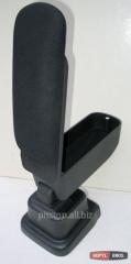 Botec armrest black textile Ford Transit/Torneo