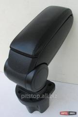 ASP armrest black vinyl Hyundai Accent