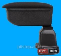 Botec armrest black textile Hyundai I20 64558SZ