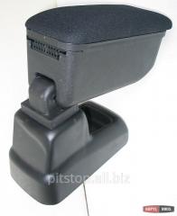 Botec armrest black textile Peugeot 208 64550TB