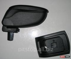 ASP Slider armrest black Ford Fiesta Mk7