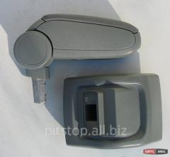 ASP armrest gray textile Ford Focus 2 BFDFC0520-GT