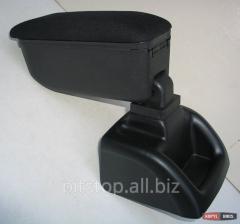 Botec armrest black textile Ford Focus 2 64230TB