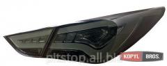 Back LED alternative black Hyundai Santa Fe 3 LED