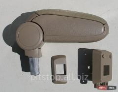 ASP armrest beige vinyl Nissan Tiida BNSTD0520-BL