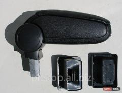 ASP armrest vinyl black VW Golf4 ASP-ARM-VWGOLF4