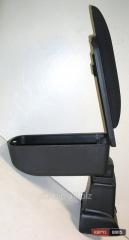 Botec armrest black textile Opel Mokka 64574TB