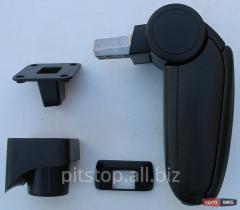 ASP armrest black ZAZ Forza ASP-ARM-FORZA-BK