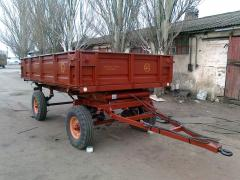 Trailers tractor PTS-4