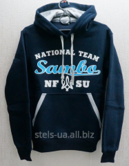 "Толстовка, ""Sambo-national team"""