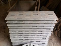 Колосники для промышленных котлов - специальный тип решеток с отверстиями или прозорами, через которые воздушная смесь поступает к горящему топливу