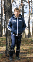"Jacket demi-season ""SAMBO-NFSU"