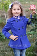 Children's demi-season jacket of DK1-007