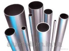 Pipe aluminum round AD31T5 60х5,0/bp.