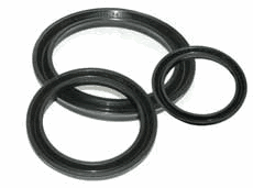 Compression mold 4470 Cuffs of M400, code 9950