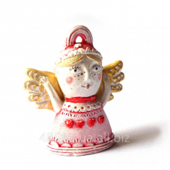 Hand bell angel small C056