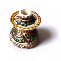 Candlestick small ceramic C001