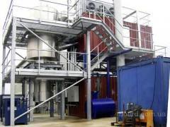 Оборудование для производства электроэнергии...