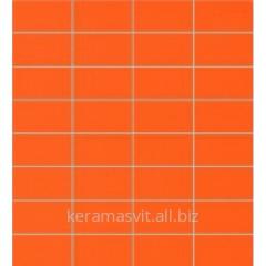Мозаїка Tubadzin Colour Orange rectangle 32,7x29,5