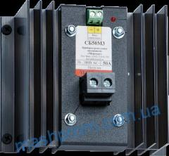 Power block single-phase SB50M3