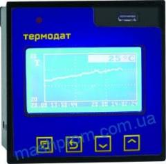Termodat-16M6 - the single-channel measuring