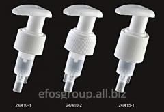 The pump batcher for the EG-10-LP liquid soap