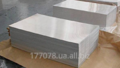 Leaf of aluminum smooth 0,5*1000*2000 mm 1050 H24