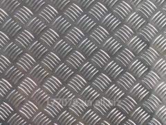 Aluminum sheet 1050 corrugated Quintet 2х1000х2000