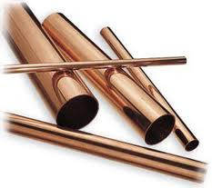 Pipe copper refrigerating direct M1 dkrnt